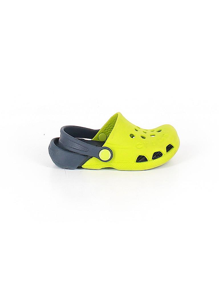 Crocs Boys Clogs Size 9