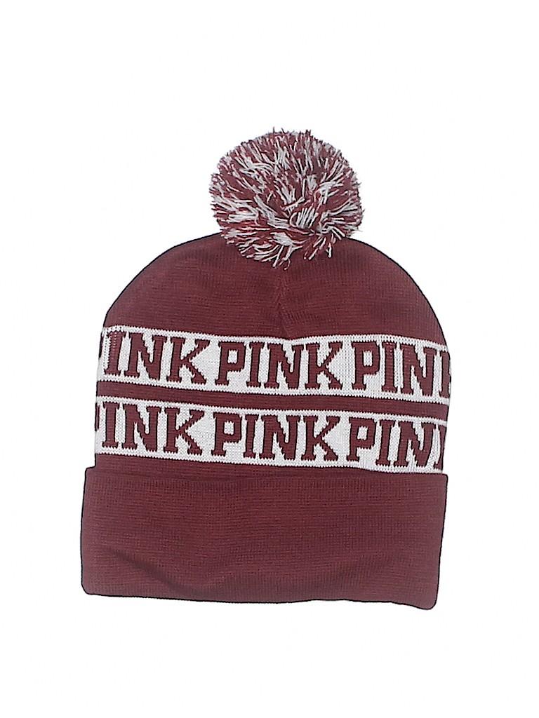 Victoria's Secret Pink Women Beanie One Size