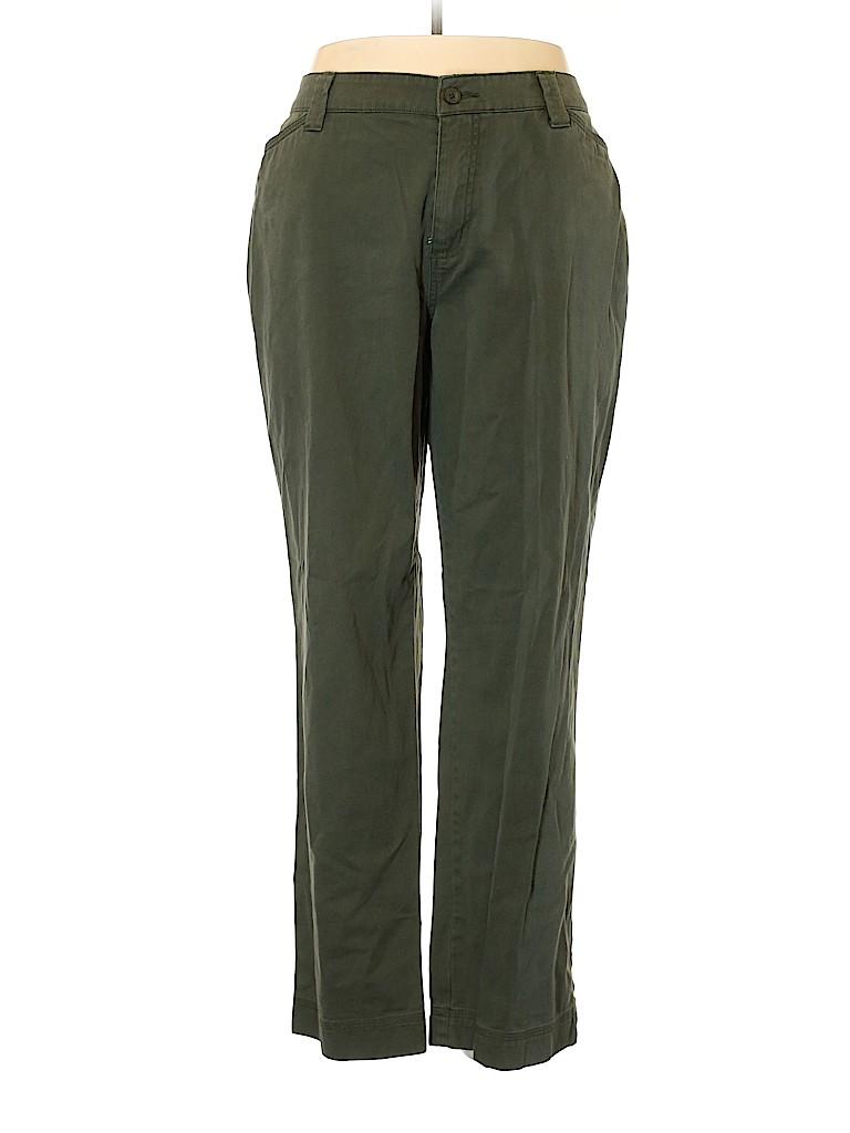 SONOMA life + style Women Jeans Size 18 (Plus)