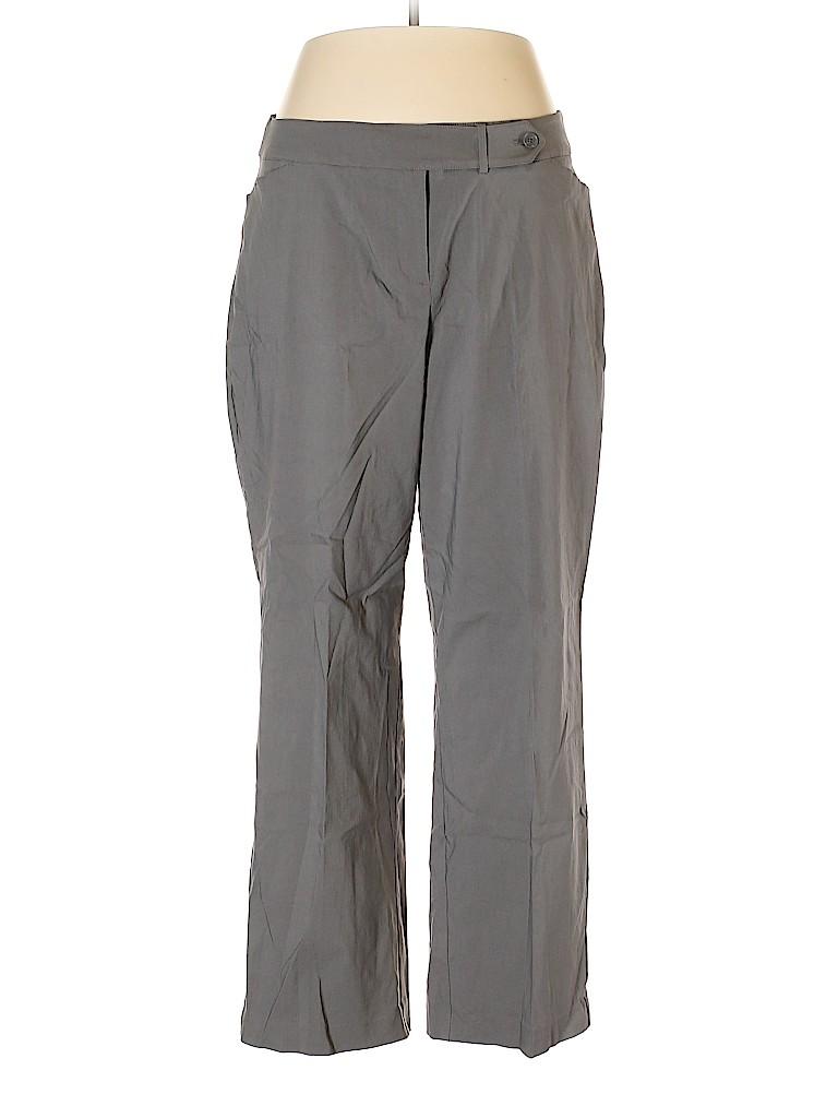 Lane Bryant Women Dress Pants Size 16 (Plus)