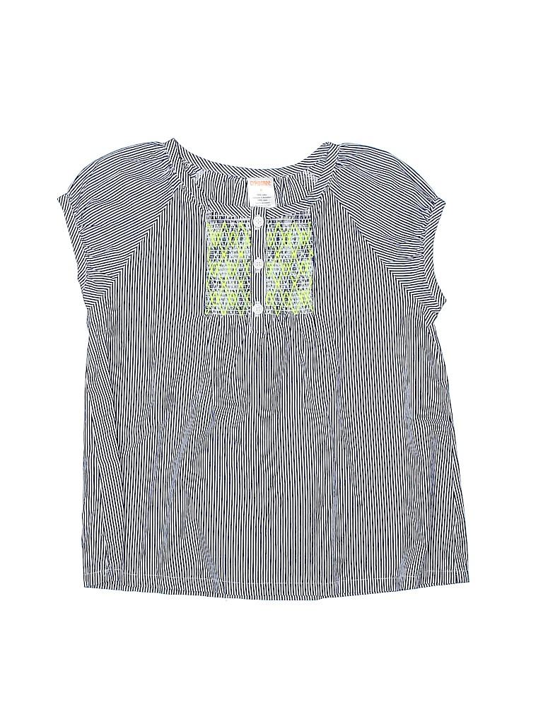 Gymboree Girls Sleeveless Blouse Size 8