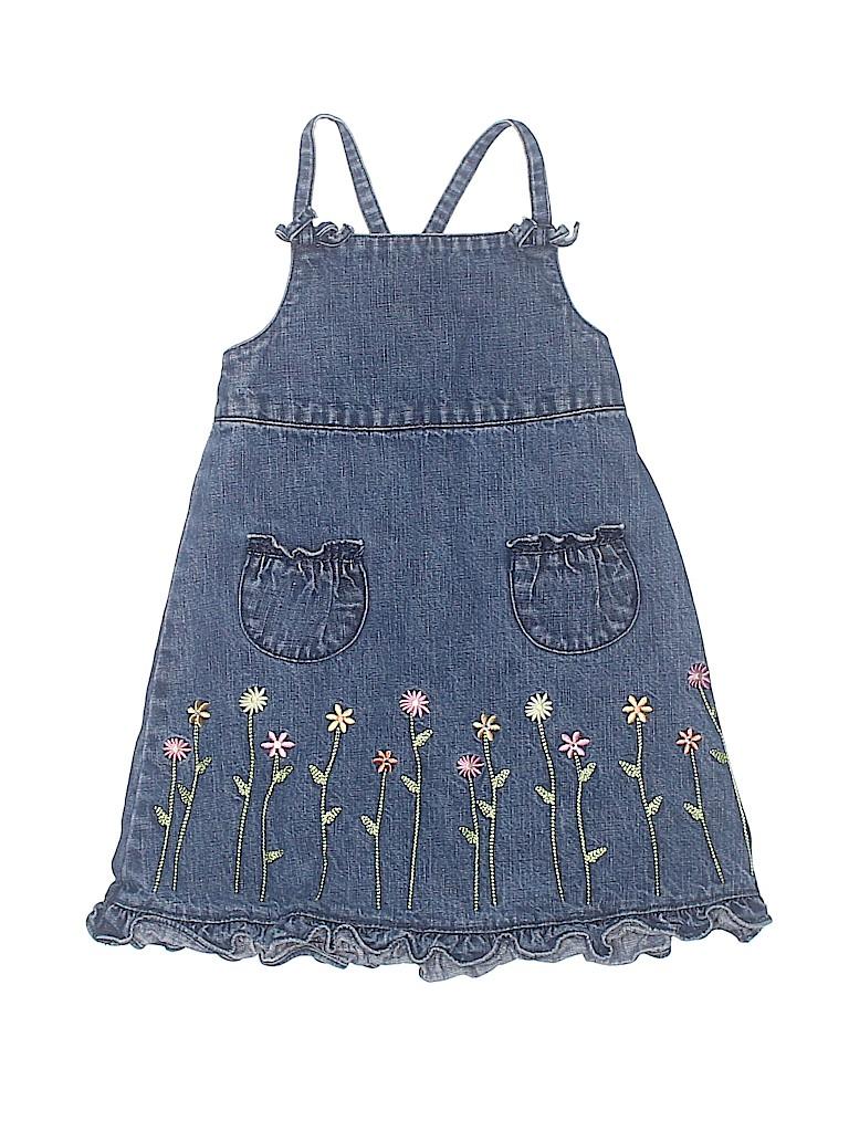 Gymboree Girls Overall Dress Size 3