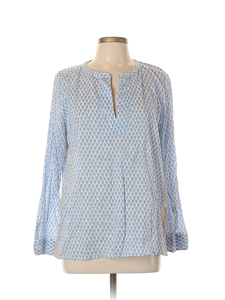 J. Crew Women Long Sleeve Blouse Size 12