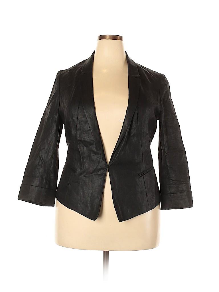 Anne Klein Women Jacket Size 16