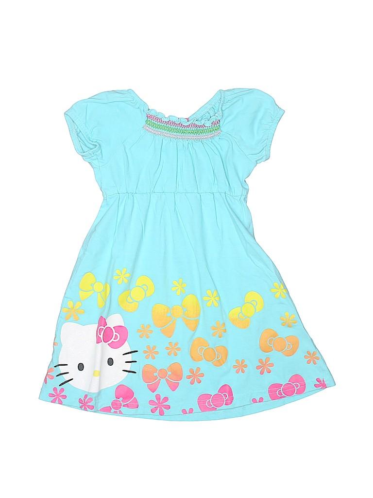 Hello Kitty Girls Dress Size 4