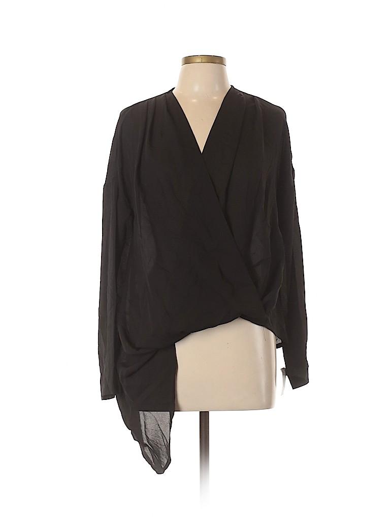 Shein Women Long Sleeve Blouse Size L