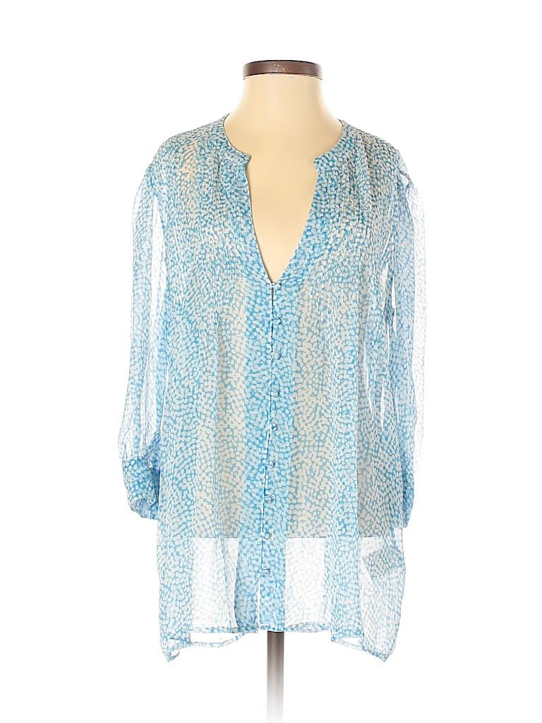 Joie Women 3/4 Sleeve Silk Top Size XS