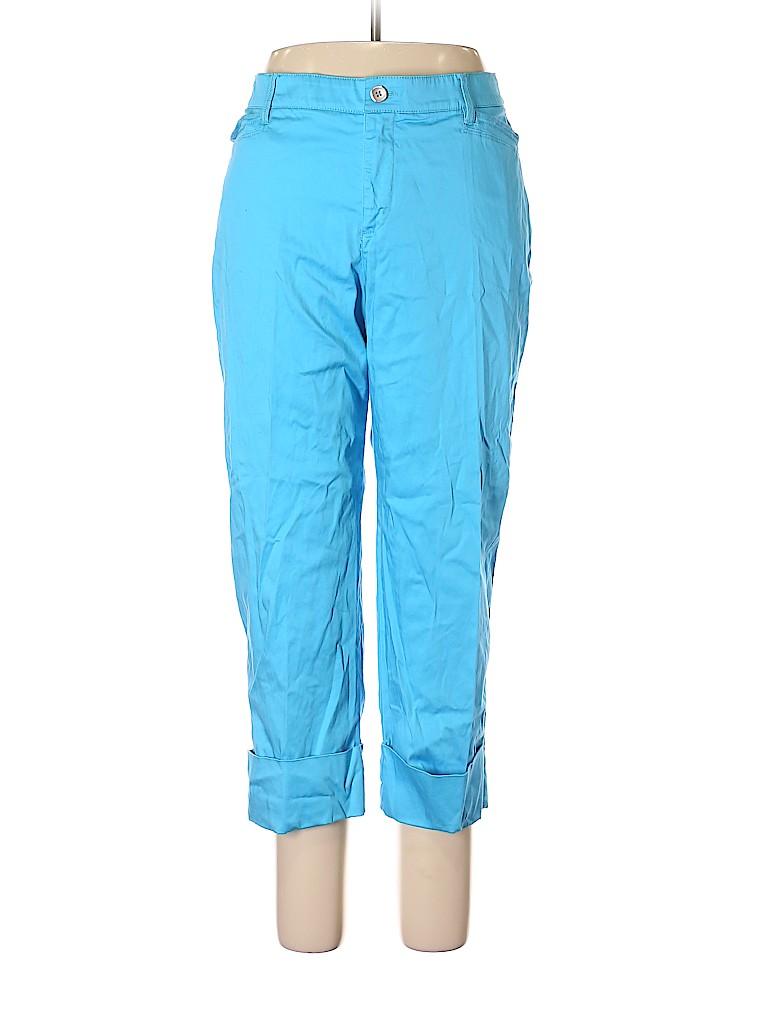 Intro Women Khakis Size 16