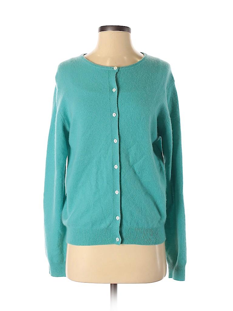 Madison Studio Women Cashmere Cardigan Size 5