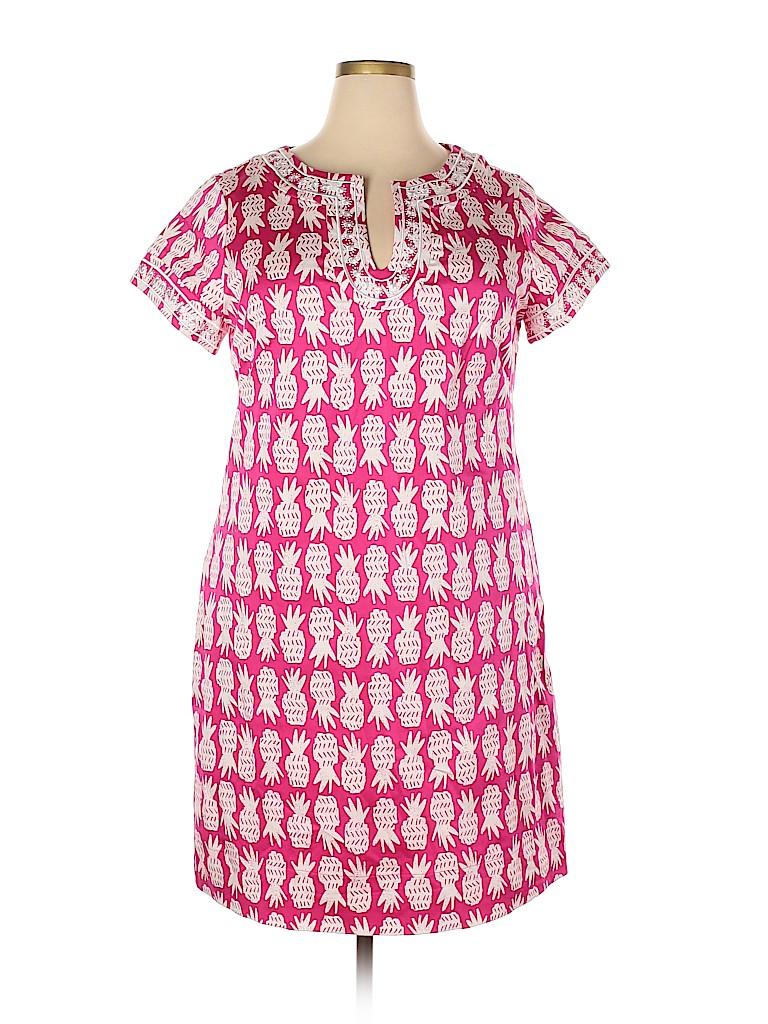 Cappagallo Women Casual Dress Size 18 (Plus)
