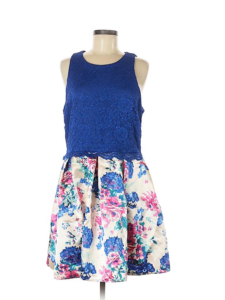 Teeze Me Women Casual Dress Size 15