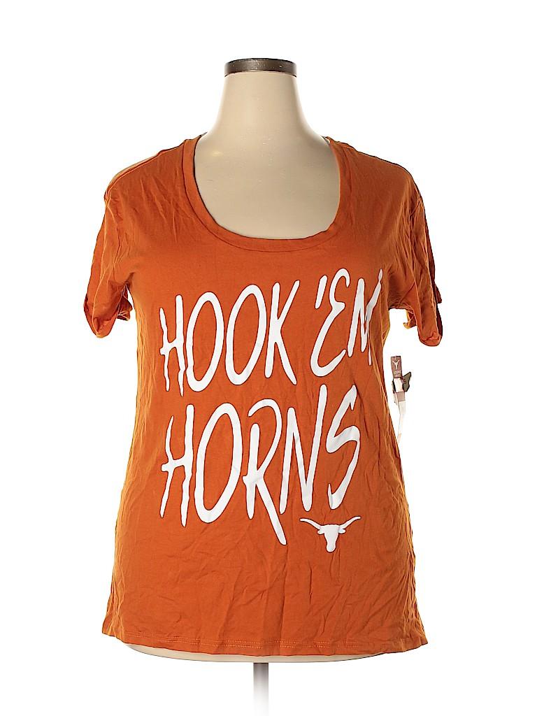 Assorted Brands Women Short Sleeve T-Shirt Size XL