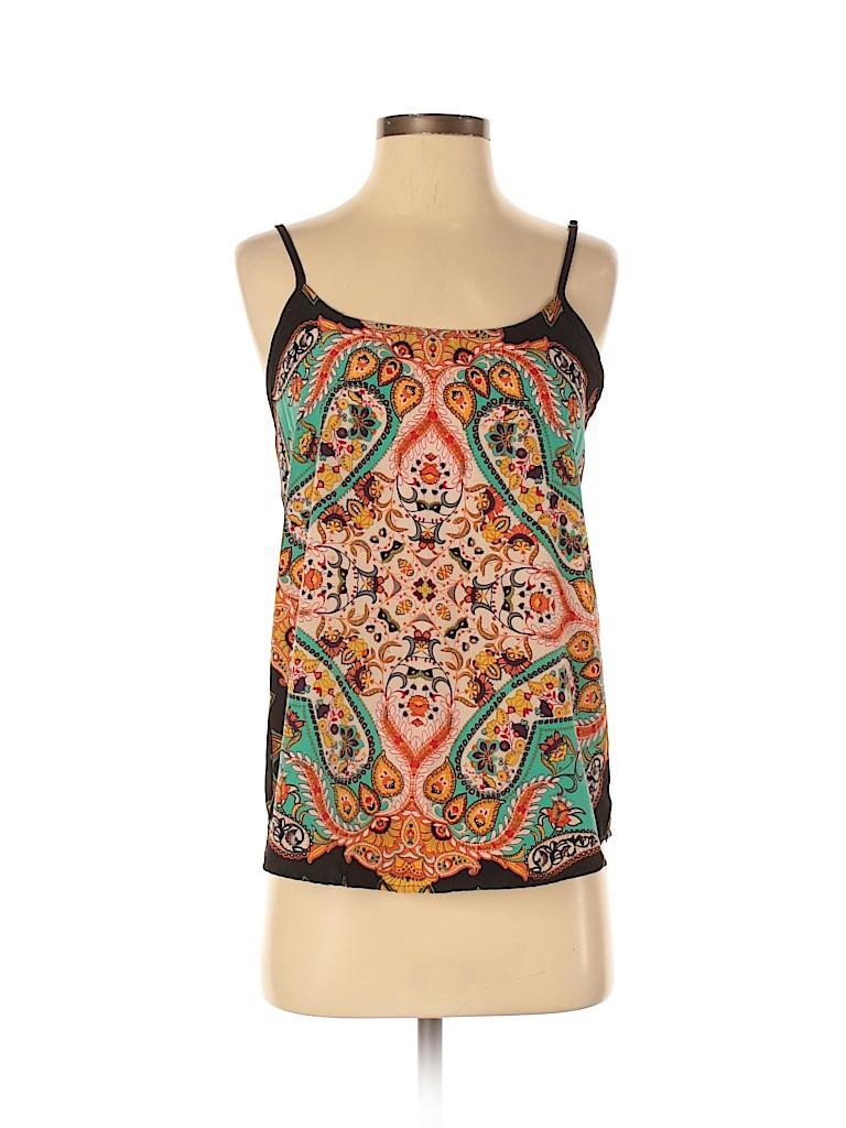 Veronica M. Women Sleeveless Blouse Size XS