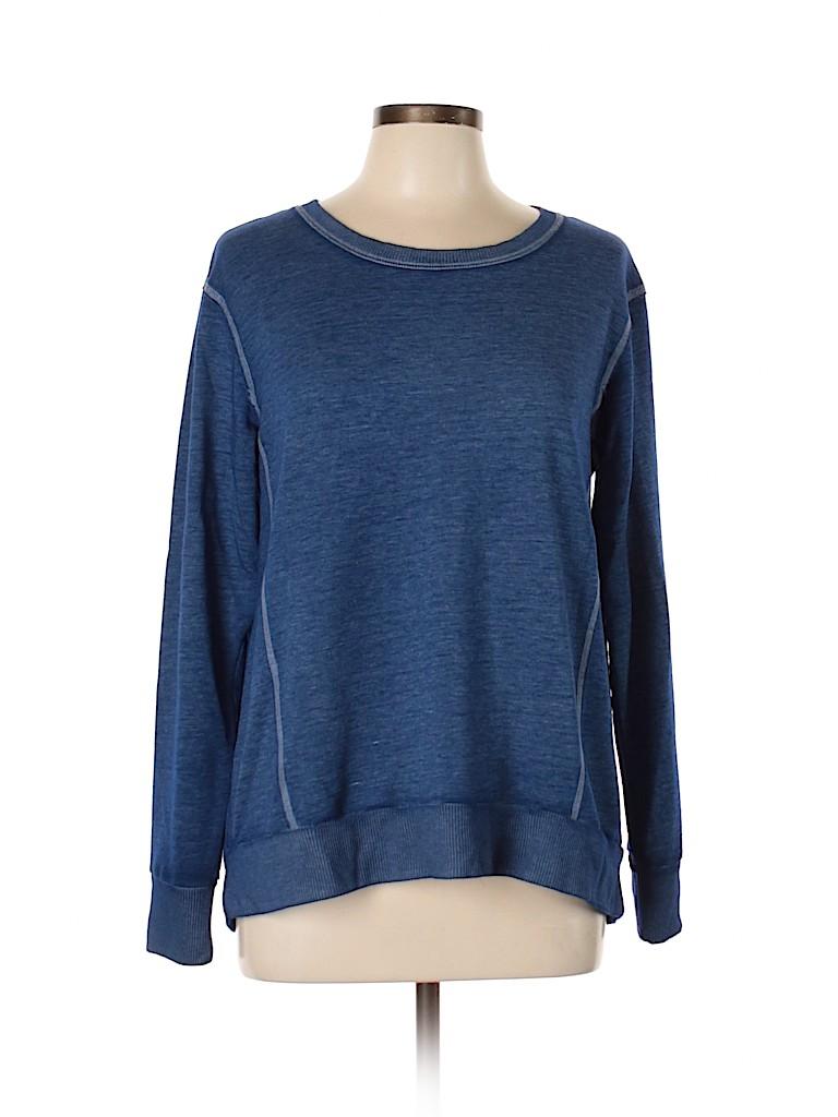 Mossimo Supply Co. Women Sweatshirt Size L