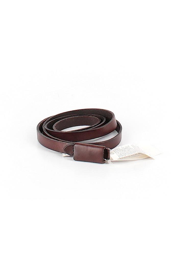 Banana Republic Women Leather Belt Size L