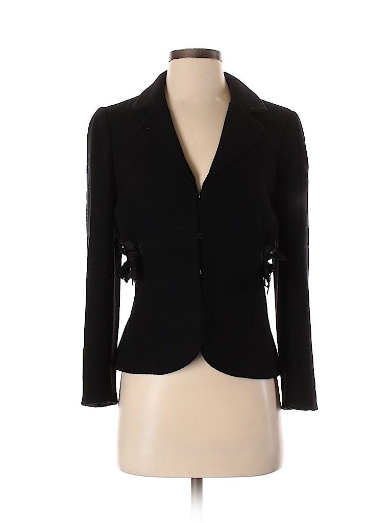 Rebecca Taylor Women Wool Coat Size 8