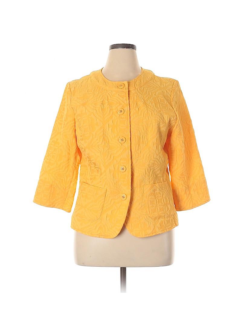 Coldwater Creek Women Jacket Size 16