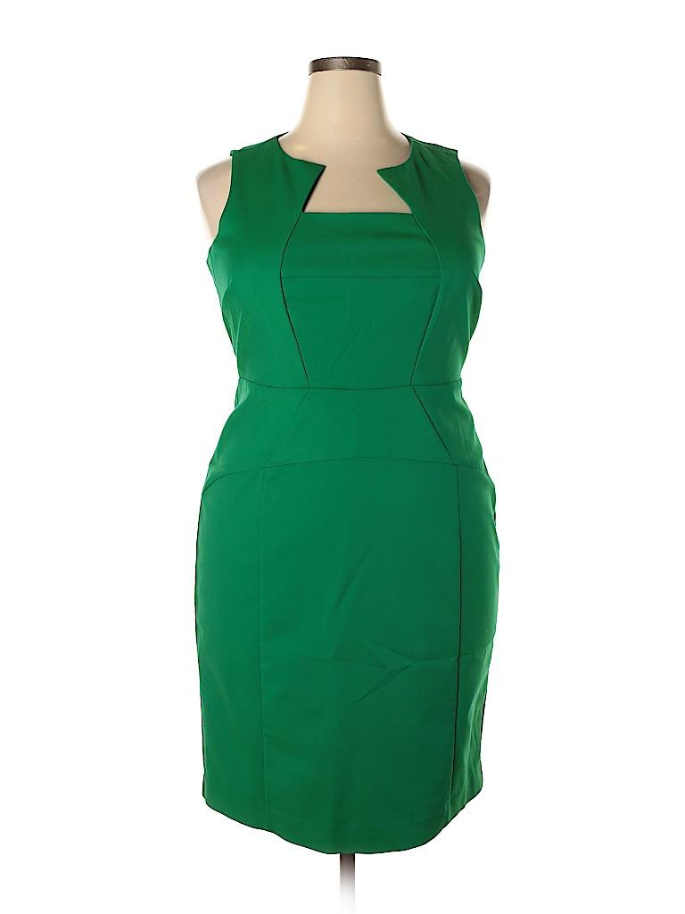 ELOQUII Women Casual Dress Size 16 (Plus)