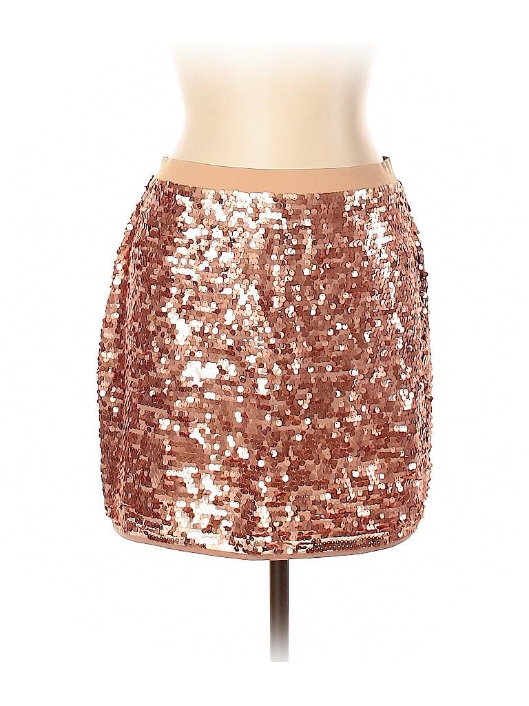 BCBGMAXAZRIA Women Formal Skirt Size L