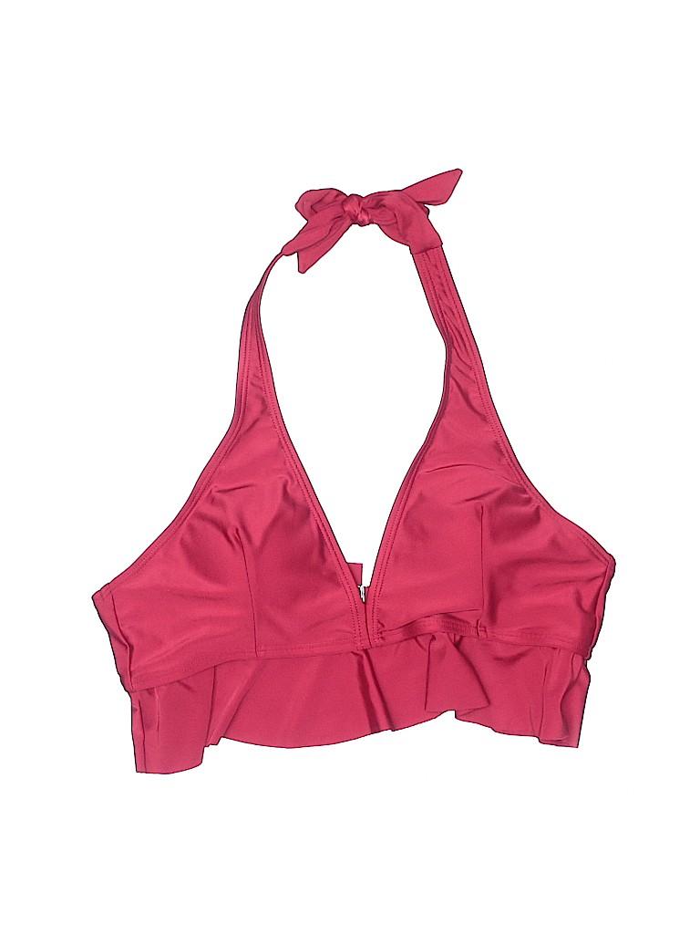 Unbranded Women Swimsuit Top Size 0X (Plus)