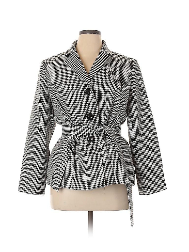 Kasper Women Jacket Size 16W