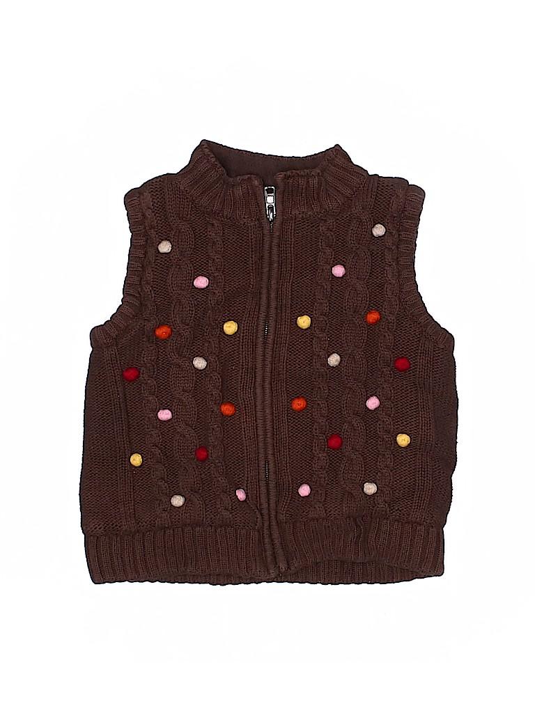 Gymboree Girls Vest Size 2T - 3T