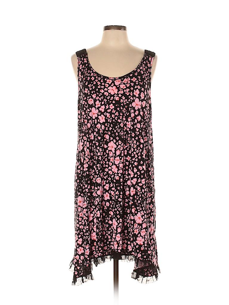 Simply Vera Vera Wang Women Casual Dress Size XL