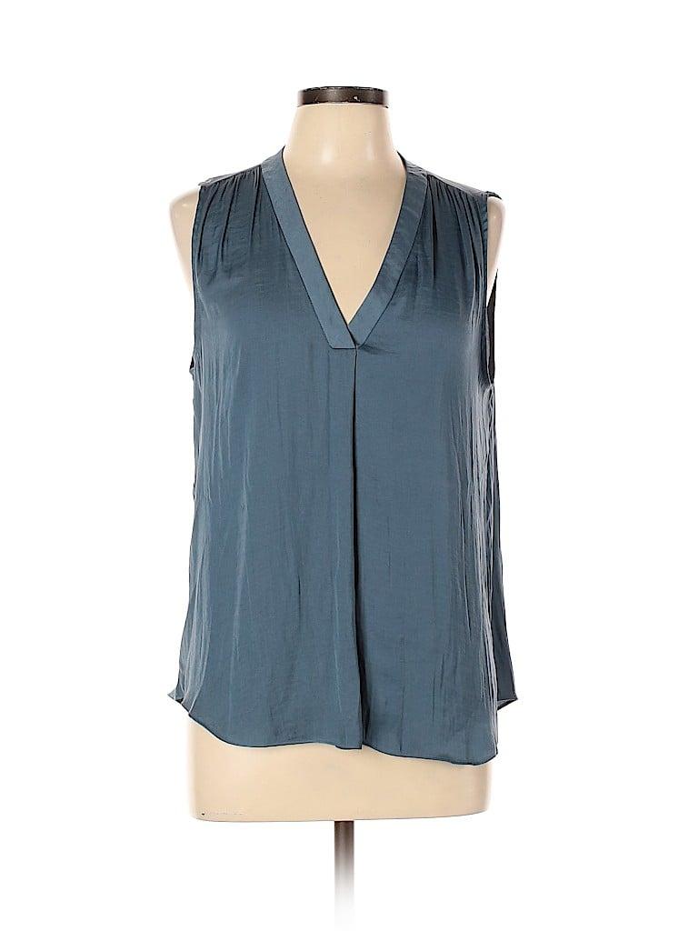 Vince Camuto Women Sleeveless Blouse Size L