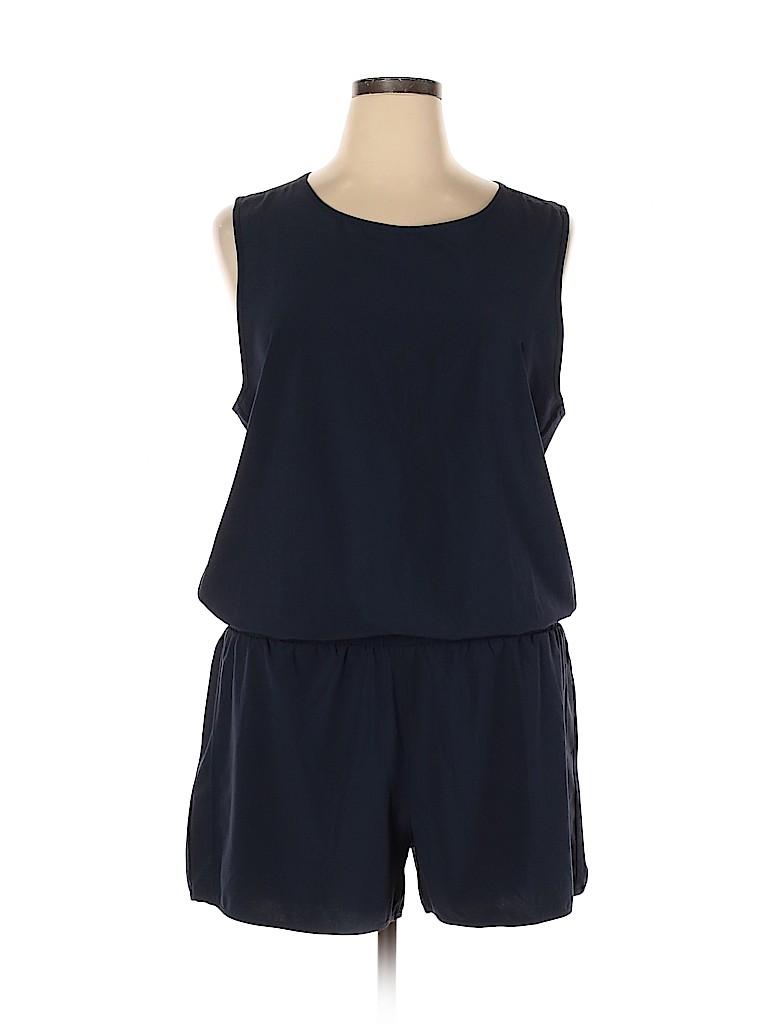 Gap Fit Women Romper Size XL
