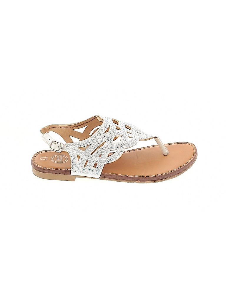Wonder Nation Girls Sandals Size 13