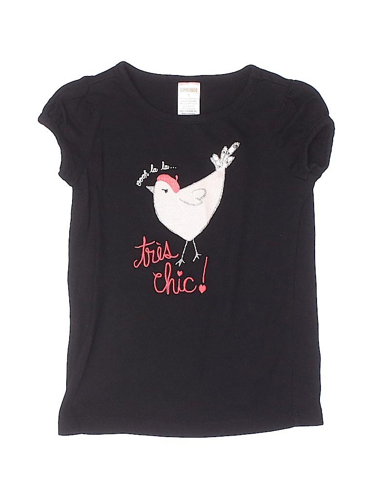 Gymboree Girls Short Sleeve T-Shirt Size 5