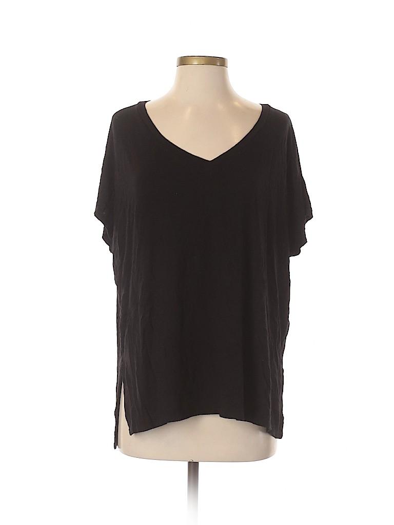 Again Women Short Sleeve T-Shirt Size S