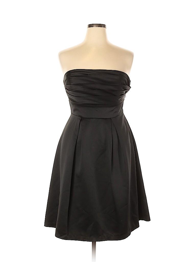 White House Black Market Women Cocktail Dress Size 12