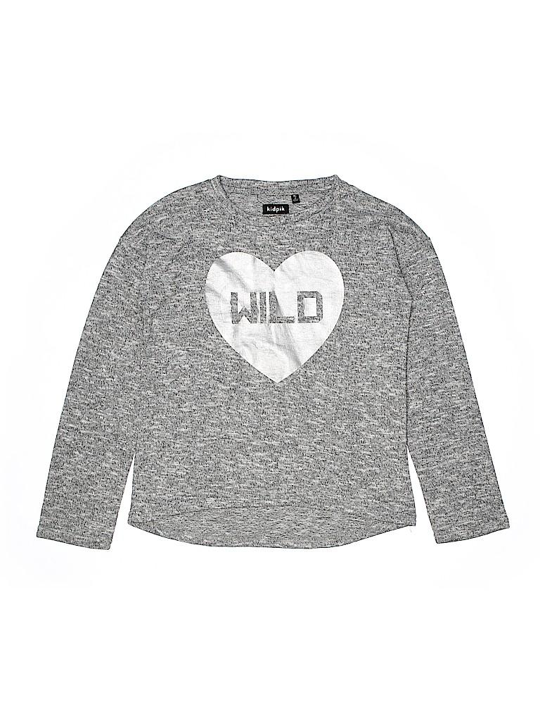 Kidpik Girls Pullover Sweater Size 14