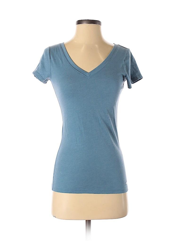 Hollister Women Short Sleeve T-Shirt Size XS