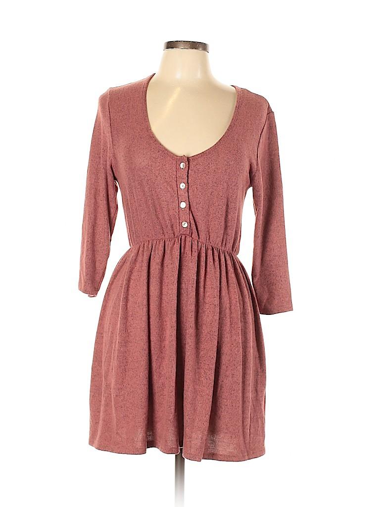 Paolino Women Casual Dress Size M