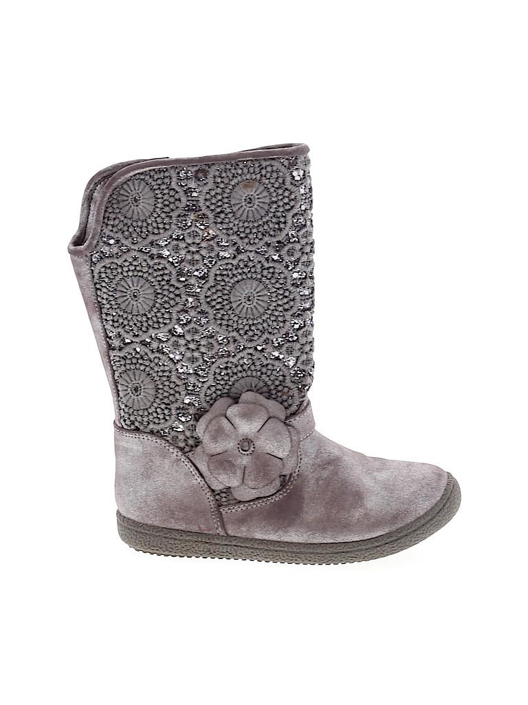 Nina Girls Boots Size 10