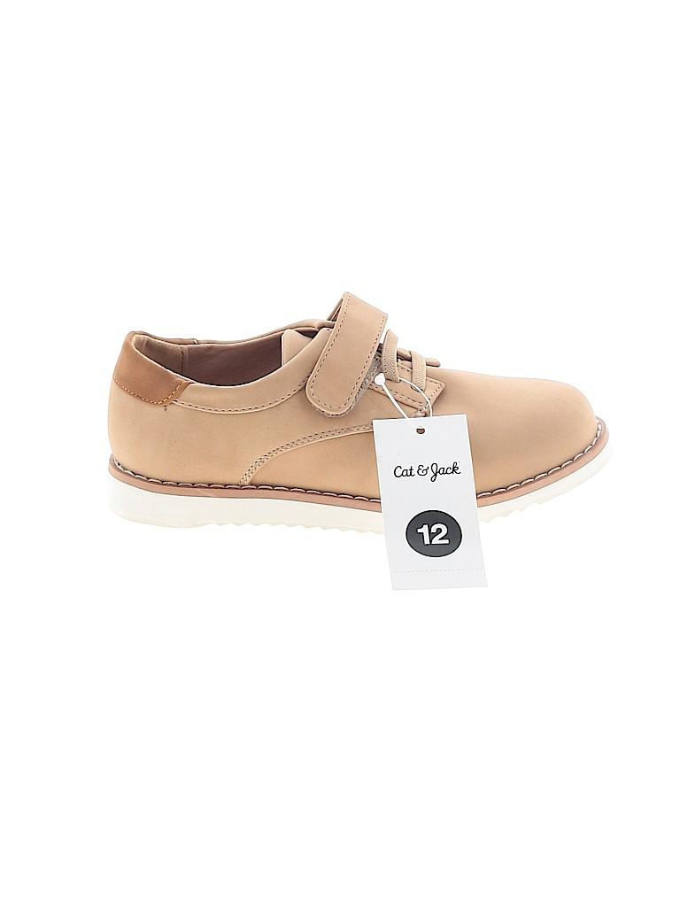 Cat & Jack Boys Dress Shoes Size 12
