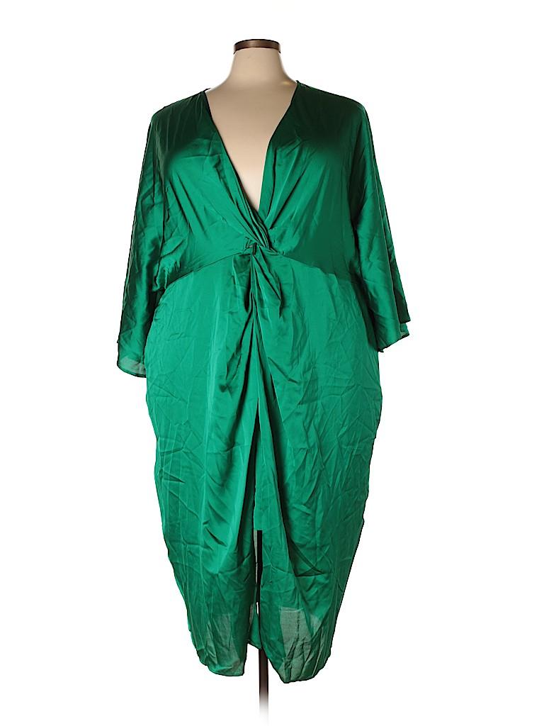 ASOS Women Casual Dress Size 24 (Plus)