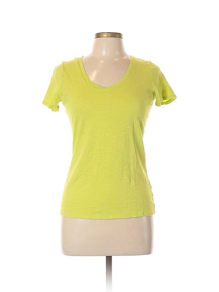 Stylus Women Short Sleeve T-Shirt Size M