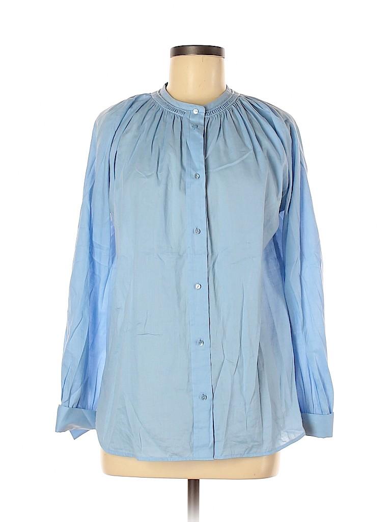 Vince. Women Long Sleeve Blouse Size M