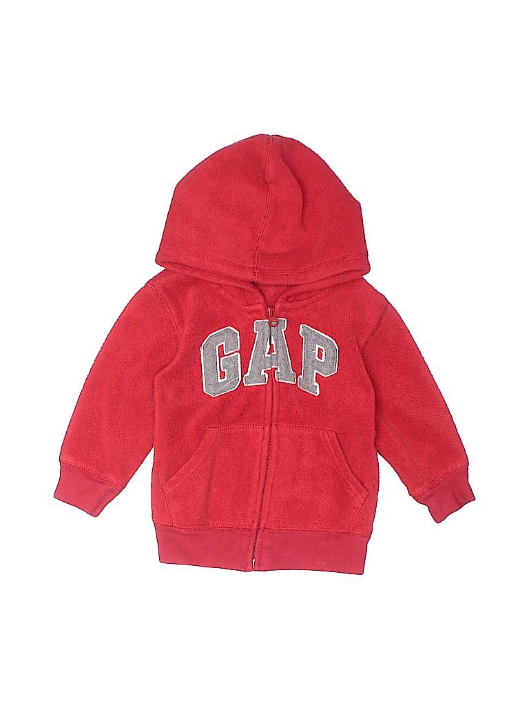 Baby Gap Girls Zip Up Hoodie Size 18-24 mo