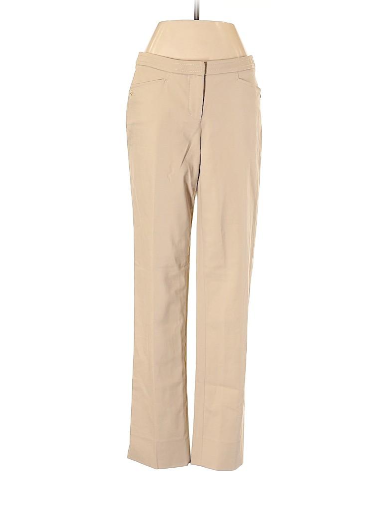 Loro Piana Women Khakis Size 40 (IT)