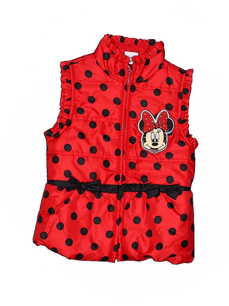 Disney Girls Vest Size 4T