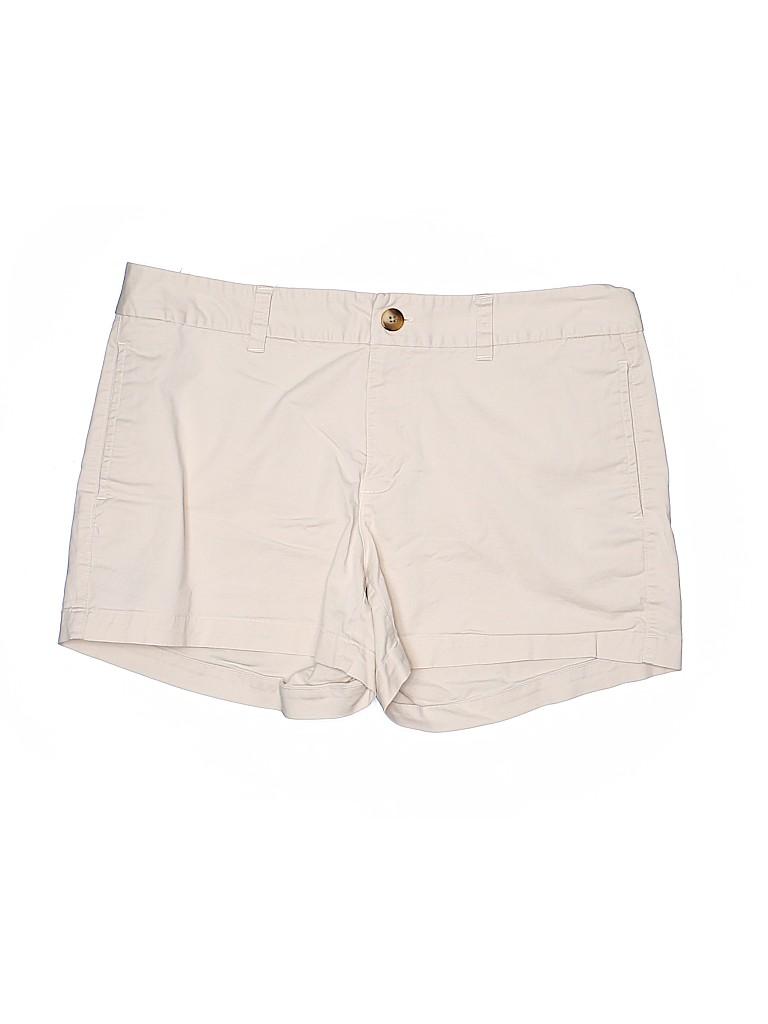 Gap Outlet Women Khaki Shorts Size 10