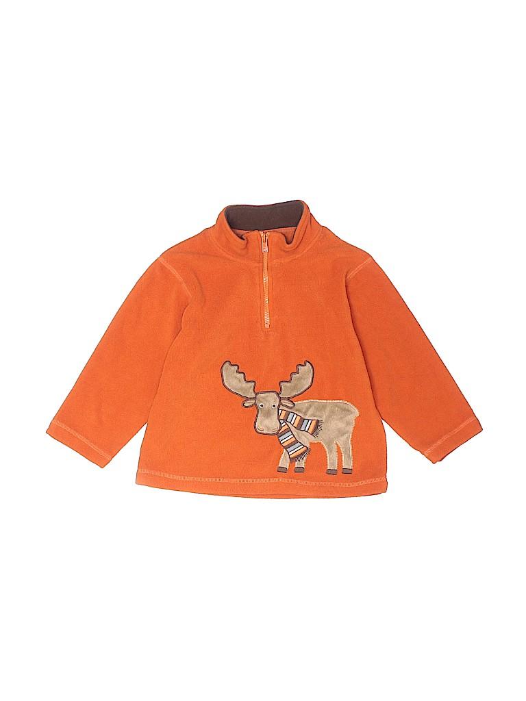 Gymboree Boys Fleece Jacket Size 2T - 3T