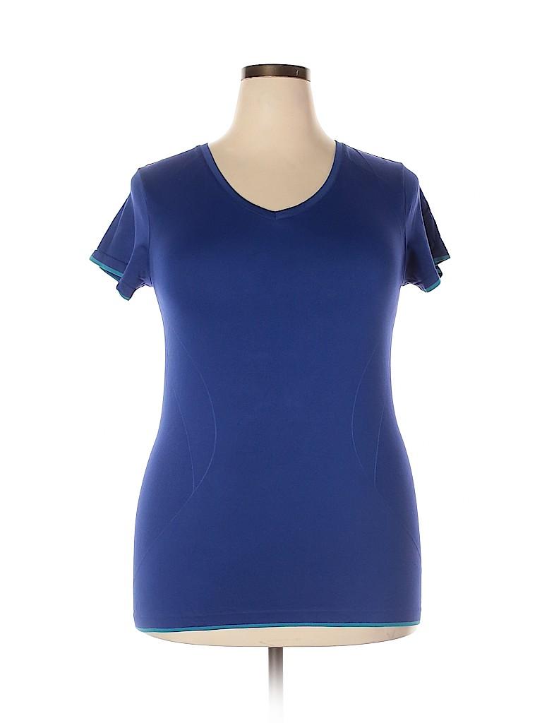 Danskin Now Women Active T-Shirt Size XXL