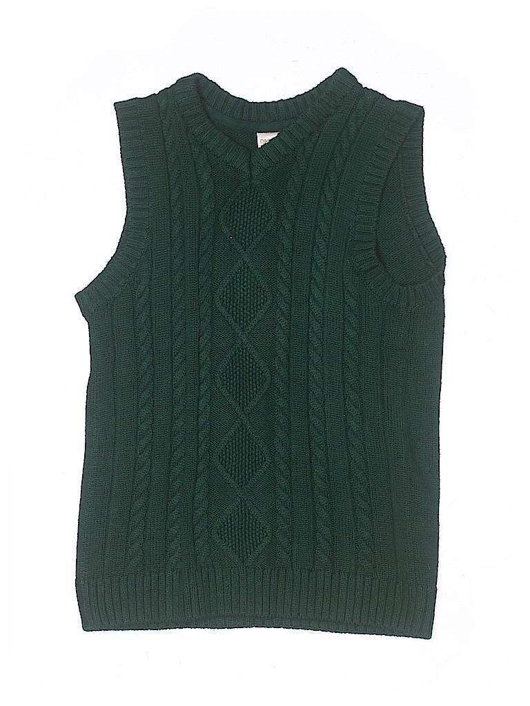 Gymboree Boys Sweater Vest Size 7 - 8