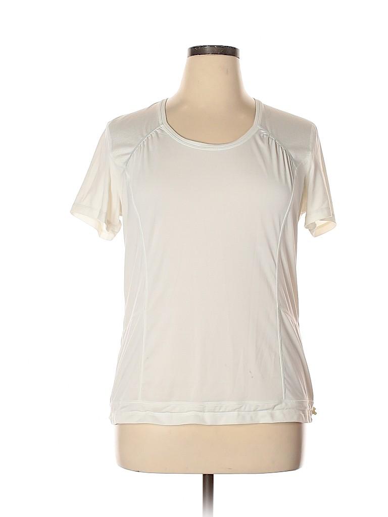 Lucy Women Active T-Shirt Size XL