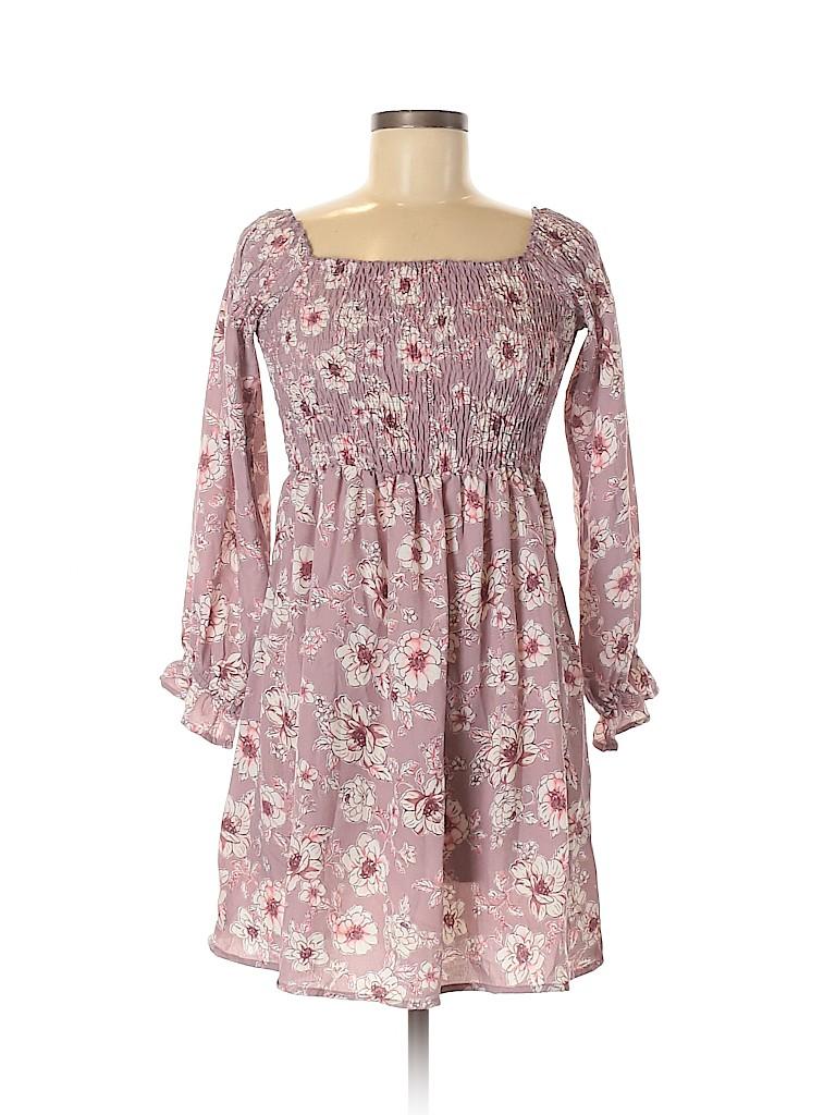 Bebop Women Casual Dress Size L